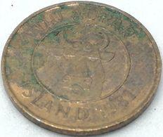 Moneda 1981. 10 Aurar. Islandia. KM 25. MBC- - Islande