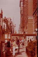 Photo Diapo Diapositive Slide ETATS UNIS N°5 New York Greenwich Village Marchand De Tableaux VOIR ZOOM - Diapositives