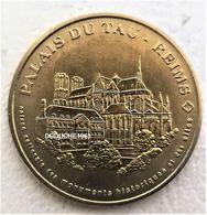 Monnaie De Paris 51.Reims - Palais Du Tau 2004 - Monnaie De Paris