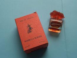 """"""" MARIELLA BURANI """" Eau De Toilette ( 4,5 Ml ) Original Boite/Box ( Good Condition ) Voir Scans ! - Miniatures Femmes (avec Boite)"""