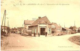 2I4  ---  62   ARDRES   Quartier De St Quentin - Ardres