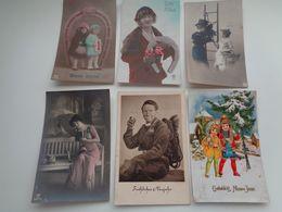 Beau Lot De 20 Cartes Postales De Fantaisie  Ramoneur    Mooi Lot Van 20 Postkaarten Van Fantasie Schoorsteenveger - Cartes Postales