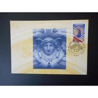 Banque De France - Oblit 15/1/00 Paris - 2000-09