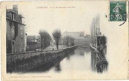 58 - Nièvre - CORBIGNY - La Promenade - Côté Est - Corbigny