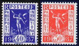 France 1936 Yvert 324 / 325 ** TB - Frankrijk