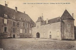 58 - Nièvre - CORBIGNY - Environs - Château De Chitry Les Mines - Corbigny