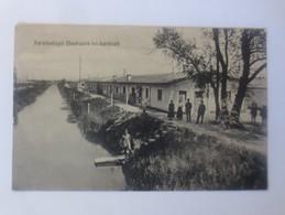 Truppenübungsplatz Barackenlager  Baar Ebenhausen Bei Ingolstadt  1917  ♥ (9221) - Guerre 1914-18