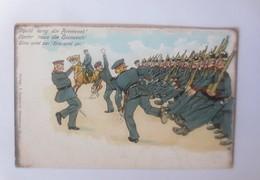 Truppenübungsplatz  Soldaten Darmstadt-Lüdenscheid 1913  ♥  (36346) - Ohne Zuordnung
