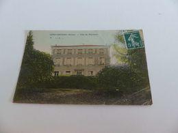 278 - CPA , Lens-Lestang , Villa Des Peyrouzes - France