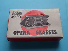 OPERA Glasses ( Ippag 2,5 X ) TONEEL ( Zie Foto's ) Promo > A.S.L.K. ! - Théatre & Déguisements