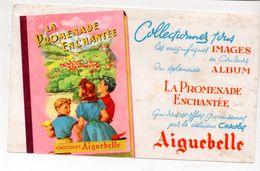 Buvard AIGUEBELLE La Promenade Enchantée (M0257) - Cacao
