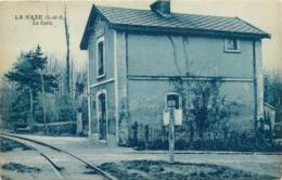 95 LA NAZE - La Gare - Other Municipalities