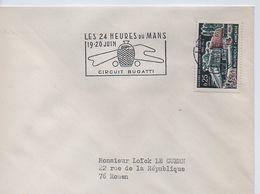 LE MANS:LES 24 HEURES.19/20-6-1965. - 1961-....