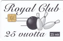 Finland Phonecard PPOY-E2 - Finlande
