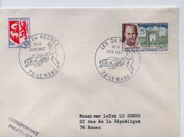 LE MANS:LES 24 HEURES.10/11-6-1967. - 1961-....