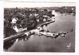 CPSM.  15 X 10,5  -  LA FORET FOUESNANT  - Vue Panoramique Du Port - Fouesnant