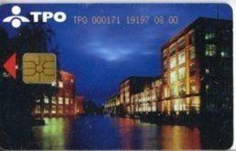 Finland Phonecard TPO-E4 - Finlande