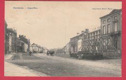 Farciennes - Grand'Rue - 1906 ( Voir Verso ) - Farciennes