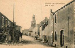 Bouguenais * Route De Rezé * Cpa Dos 1900 - Bouguenais