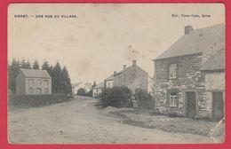 Sibret - Une Rue Du Village - 1910 ( Voir Verso ) - Vaux-sur-Sûre