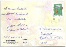 B8004 Hungary Religion Holiday Easter Fauna Animal Used Postcard - Easter