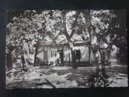 France - Landes (40) - MIMIZAN PLAGE - Maison Landaise - 1952 - Mimizan Plage