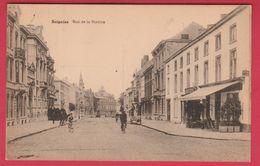 Soignies - Rue De La Station - 1925 ( Voir Verso ) - Soignies
