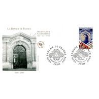 FDC JF - Bicentenaire De La Banque De France - 15/1/2000 Paris - 2000-2009