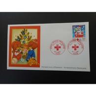 FDC LNF - Croix Rouge - 8/11/2001 Paris - FDC