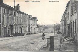 88   Darney     Rue Dtanislas - Darney