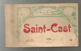 Cp, 22 , SAINT CAST , Ed. LL , CARNET DE 11 CARTES POSTALES - Saint-Cast-le-Guildo