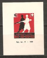 Bloc De 1939 ( Soldats / Neuf** ) - Poste Militaire