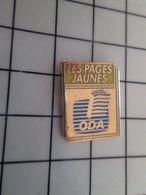 415b Pin's Pins / Rare & Belle Qualité !!! THEME : FRANCE TELECOM / ANNUAIRE PAGES JAUNES ODA Par 4PS - France Telecom