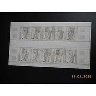Timbre Feuille Andorre N° 273 Neuf ** - Feuille Pliée Proprement En 2 - Autres