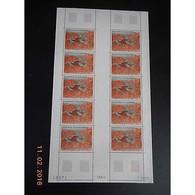 Timbre Feuille Andorre N° 290 Neuf ** - Feuille Pliée Proprement En 2 - Autres