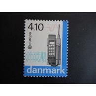 Timbre N° 925 Neuf ** - Europa 1988. Téléphone Mobile - Denmark