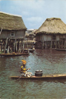 Ganvie (Benin) - Village Lacustre - Benin