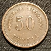 FINLANDE - FINLAND - 50 PENNIA 1942 - KM 26a - Finnland
