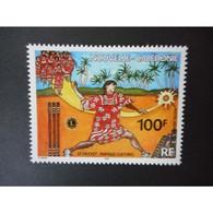 Timbre N° 865 Neuf ** - Le Cricket, Partage Culturel - Nouvelle-Calédonie