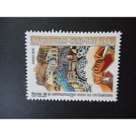 Timbre N° 848 Neuf ** - Année De La Communication Entre Les Civilisations - Nouvelle-Calédonie