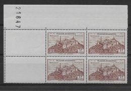 Fezzan N°30 - Bloc De 4 - Neuf ** Sans Charnière - TB - Fezzan (1943-1951)