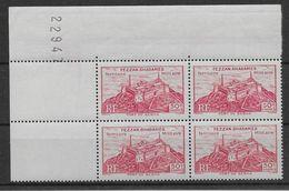 Fezzan N°29 - Bloc De 4 - Neuf ** Sans Charnière - TB - Fezzan (1943-1951)