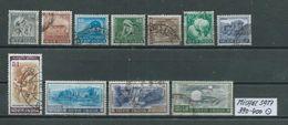 INDIEN MICHEL SATZ 390 - 400 Gestempelt Siehe Scan - Used Stamps