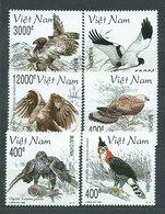 Vietnam Rep. Socialista - Correo 1998 Yvert 1759/64 ** Mnh  Fauna Aves - Vietnam