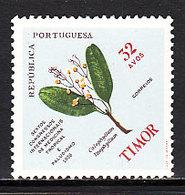 Timor - Correo Yvert 298 ** Mnh Flores - East Timor