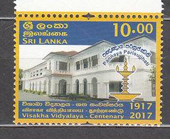 Sri-Lanka - Correo Yvert 2079 ** Mnh - Sri Lanka (Ceylon) (1948-...)