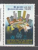 Sri-Lanka - Correo Yvert 2078 ** Mnh - Sri Lanka (Ceylon) (1948-...)