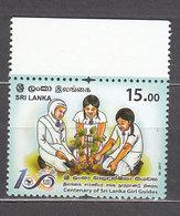 Sri-Lanka - Correo Yvert 2083 ** Mnh  Scoutismo - Sri Lanka (Ceylon) (1948-...)