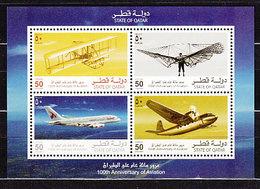 Qatar - Correo Yvert 847/50 ** Mnh  Aviaci�n - Qatar