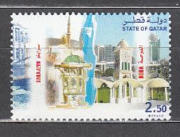 Qatar - Correo Yvert 886 ** Mnh  Sarajevo Y Doha - Qatar
